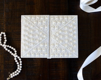 Wedding Invitation - Luxury, Couture Event Invitation - Custom Colors Available