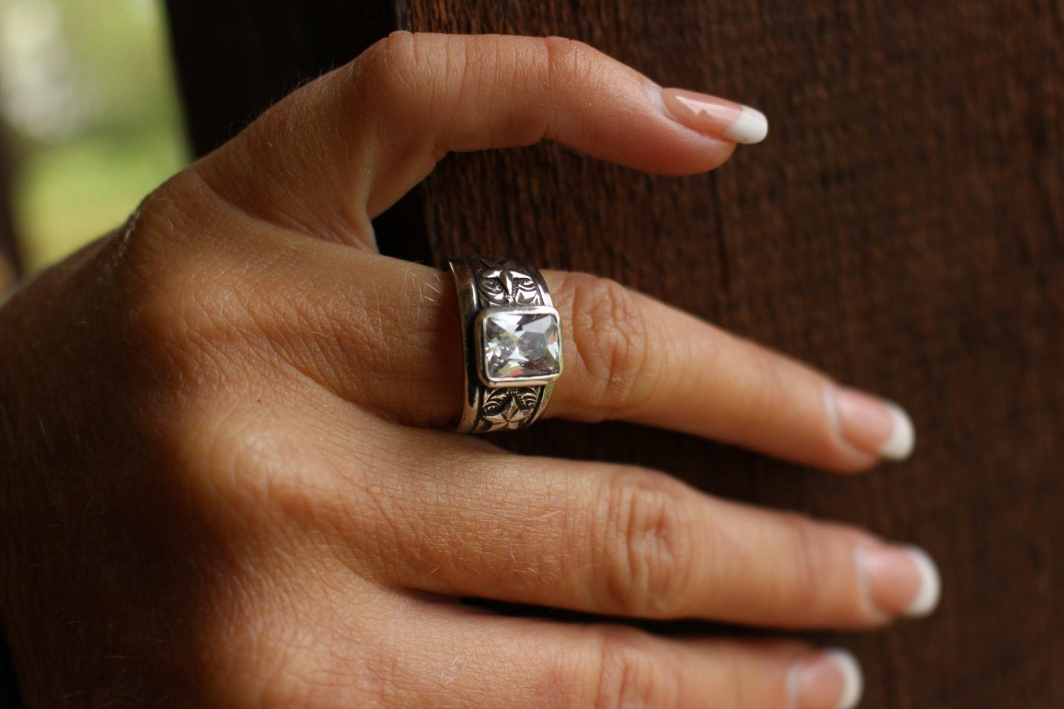western jewelry western style wedding rings The Rockin Out Texas Star Western Ring