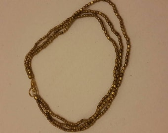 multi rows Indian Anklet