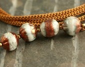 I Scream For Ice Cream Beads! Raku