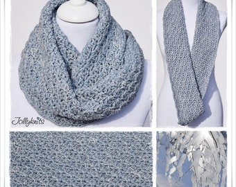 Crochet Pattern Cowl Icestar