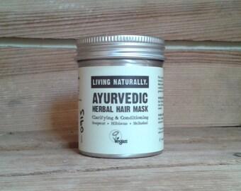Ayurvedic Herbal Hair Mask/ Shampoo