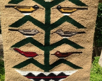 Native American Wall Hangings navajo wall hanging | etsy