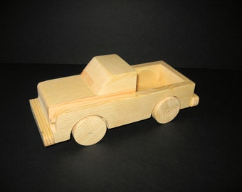 Wooden Pickup