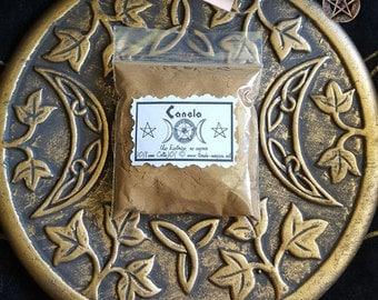 Cinnamon powder / money / love / clairvoyance / protection / negative energies