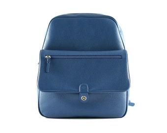 Skin color Lavender backpack