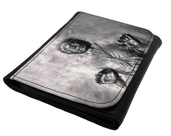 "Star Wars Inspired ""Han Solo In Carbonite"" Wallet/Purse"