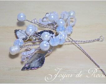 Bridal Pins. Bridal Accessories, Bridal Comb.