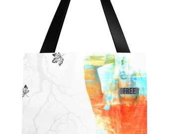 BFS Decorative Tote Bags / LIMITED EDITION