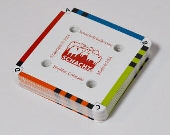 25 Schacht Card Weaving Cards