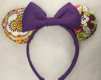Vera Bradley Bouncing Bouquet Mouse Ears