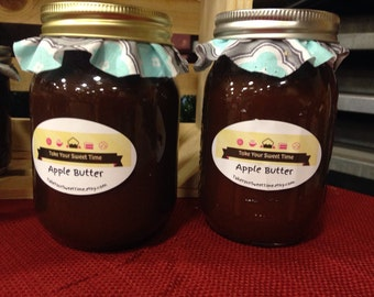 Apple Butter - 1 Pint