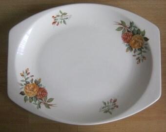 Vintage J.G Meakin Oval Platter/Serving Dish