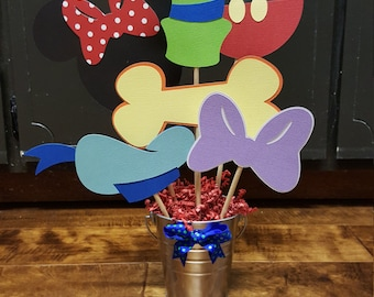 Mickey Mouse Clubhouse Centerpiece