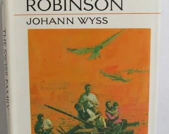 The Swiss Family Robinson By Johann Wyss- 1965