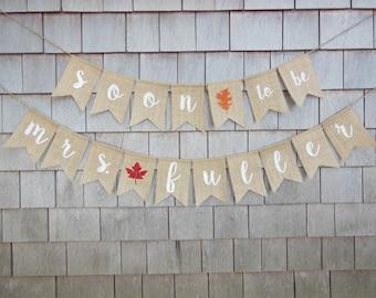Bridal shower banner | Etsy