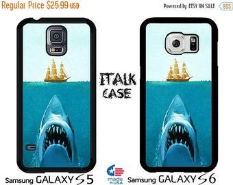 HOT SUMMER SALE Samsung Galaxy S5 Case Galaxy S6 Case Galaxy S5 Cover Galaxy S6 Cover Galaxy S5 Galaxy S6 Case Galaxy S5 Galaxy S6  Shark At