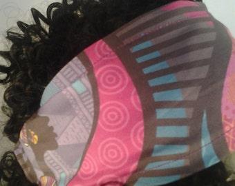 African Groove Headband