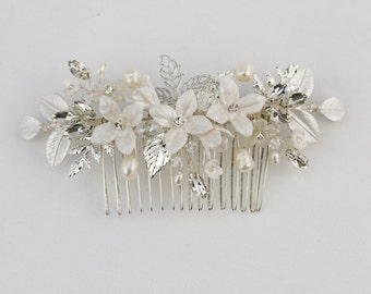 ALEXA | Bridal Comb, Wedding headpiece, Bridal Headpiece, Wedding Comb,