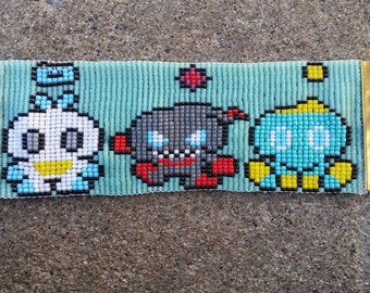 Chao from Sonic the Hedgehog Cuff Bracelet