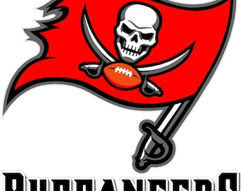 Tampa Bay Buccaneer Decals