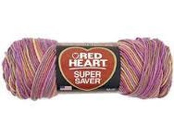 Red Heart Super Saver - Melonberry