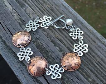 1969 Penny Bracelet