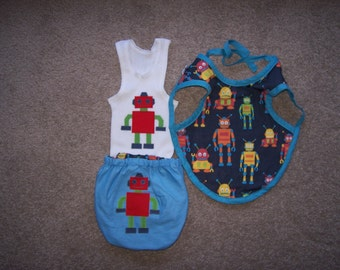00 (up to 8kg)  Three piece baby set
