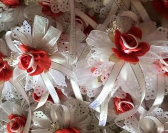 Italian Confetti Flowers Almond  Flowers Wedding Favors confirmation Bomboniere