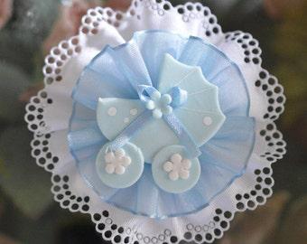 Confetti Flowers Almond  Flowers Baptism Christening Baby Shower Favors  Bomboniere
