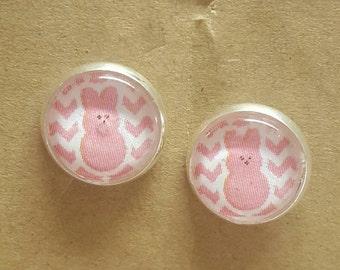 Easter Peep Earrings