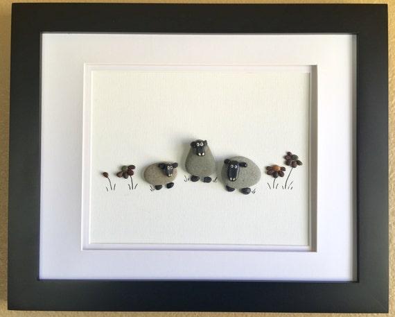 Pebble Art Nursery Decor Baby S Room Baby Shower Gift