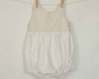 Bubble Playsuit - Size 0000 - 3