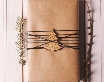Deck the Halls | Assorted Organic Loose Leaf Tea Sampler | Custom Gift Box