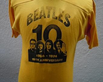 Size M (43) -- Dated 1974 Beatles Sweatshirt (Single Sided)