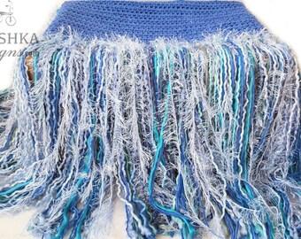 Crochet handmade tassel blanket, textured photography blanket, baby photo prop, handmade baby blanket, mini blanket, basket filler, crochet