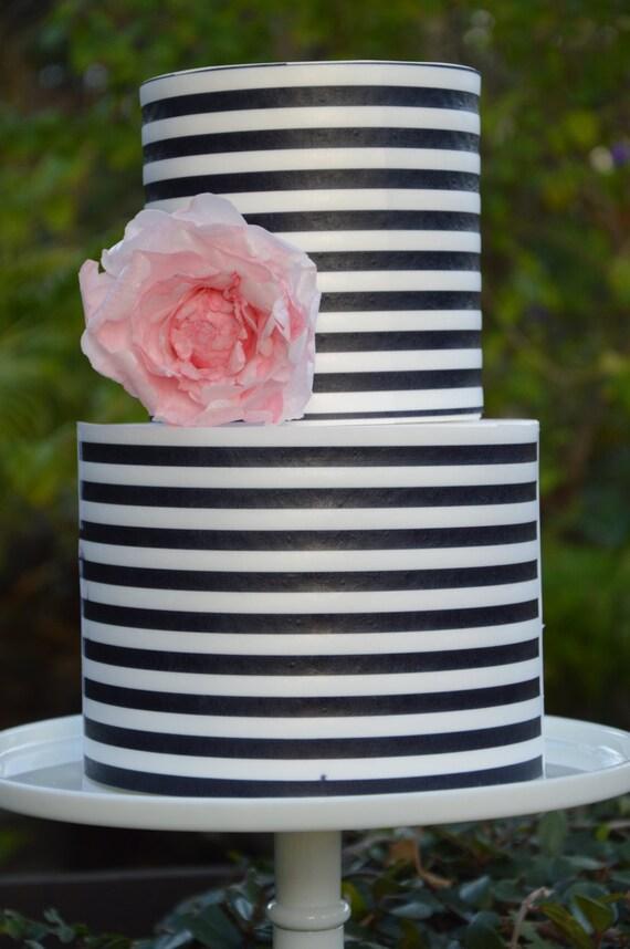 Kate Spade Wedding Cake Topper