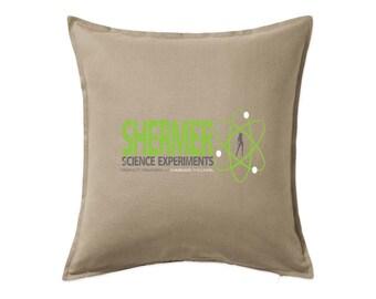 Weird Science: Shermer Science Cushion