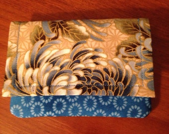 Fabric Credit Card Wallet
