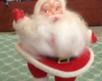 Very Vintage Santa Claus Dancing