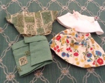 Very Vintage Hip Hugger Doll Outfit & More