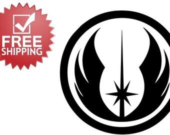 Star Wars Jedi Order vinyl Decal sticker FREE SHIPPING