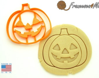 Jack-O-Lantern Cookie Cutter/Multi-Size