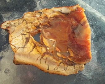 Unknown slab, agate? from Vintage collection. #110