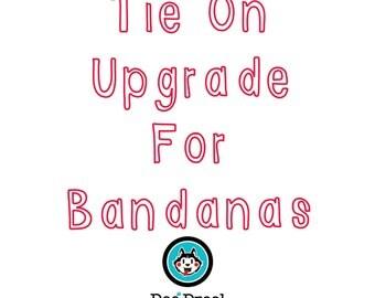 Upgrade To A Tie On Bandana