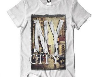 NY City Mens T-Shirt (SB025)