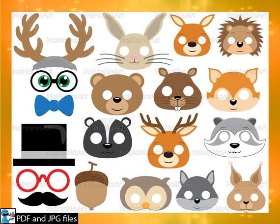 animals clipart pdf - photo #49