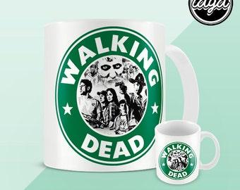 Walking Dead Starbucks Zombie mug - 11oz