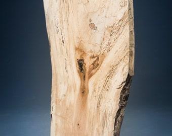 spalted maple slab
