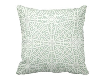 Pillow Cover - Decorative Pillow - Throw Pillow - Green Pillow - Mint Green Pillow - Sage Green Pillow - Green Throw Pillow